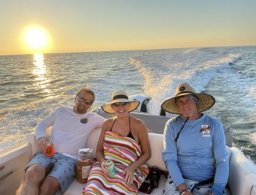 2 Hours Champagne Sunset and Dolphin Watching Tour! (Key West)