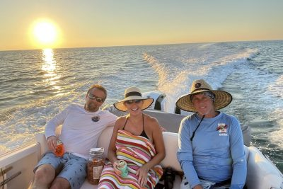 Champagne Sunset and Dolphin Watching Tour! (Key West)
